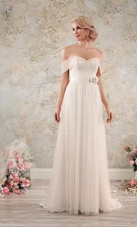 Alfred Angelo 8562 Wedding Dress New Size 4 249