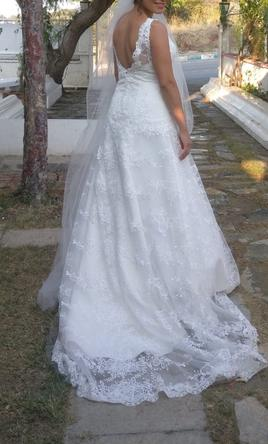 Other A Line Wedding Dress Used Size 6 900